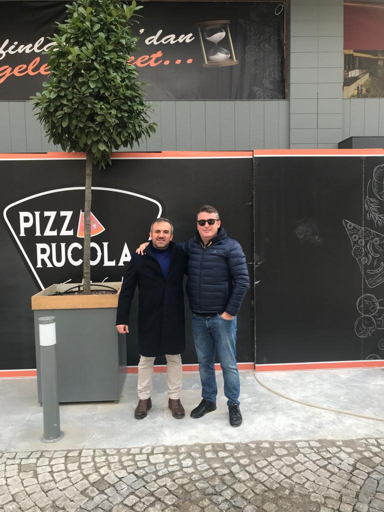 Pizza Rucola İstanbul